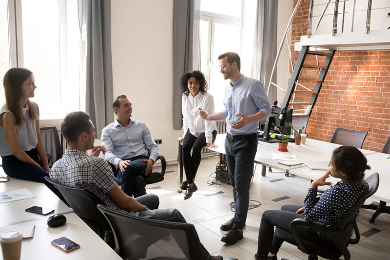 Creating a Collaborative Culture in 3 Ways