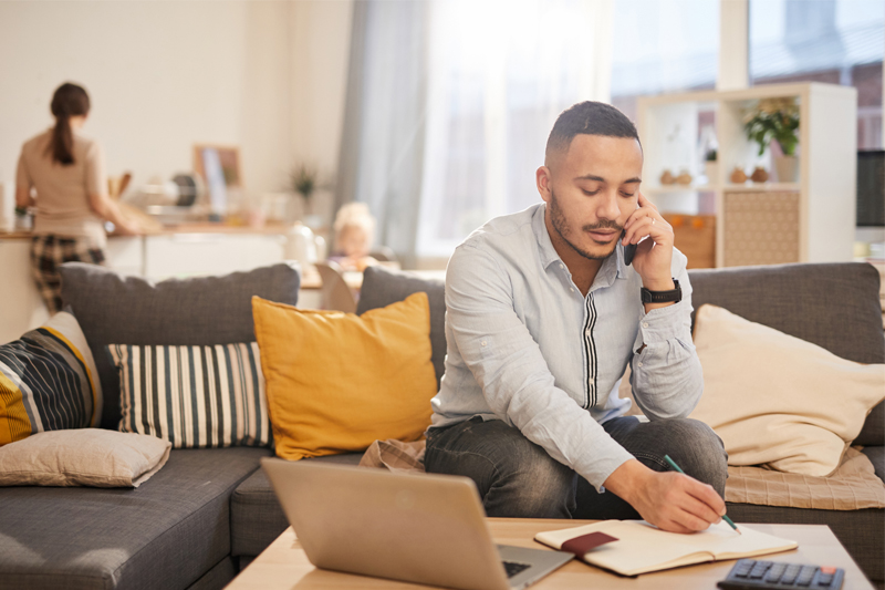 6 Ways to Thrive While You Work from Home